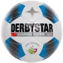 Witte Derbystar Adaptaball TT Light - Voetbal - Multi Color - Maat 5 - 286003-0000-5