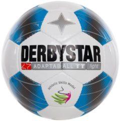 Witte Derbystar Adaptaball TT Light - Voetbal - Multi Color - Maat 5 - 286003-0000-5