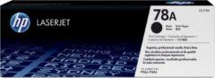 Zwarte HP 78A - Tonercartridge / Zwart