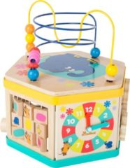 Small Foot Company Small Foot Activiteitenkubus Muis 29 Cm