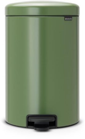 Afbeelding van Groene Brabantia Pedaalemmer 20 liter met kunststof binnenemmer