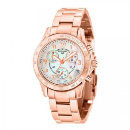 Afbeelding van Swiss Eagle Talon SE-6026-55 dames horloge