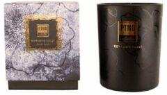Zwarte PTMD Elements Fragrance Candle Expressive Violet 450 gr