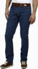 DJX BASIC DJX Heren Jeans Model 221 Regular - Kleur: Medium Stone - Maat: 33/30