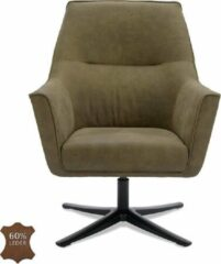 Happy Chairs - Fauteuil Diego - Bull Mosgroen
