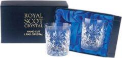 Royal Scot Crystal Presentationbox Kintyre