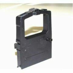 Zwarte KMP Kleurenlint Oki 3320 09002303 black kompatibel