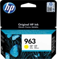 HP 963 Yellow Original Ink Cartridge Origineel Geel 1 stuk(s)