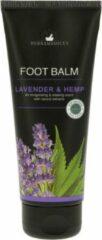 Herbamedicus Voetcreme Lavender en Hennep 100 ml