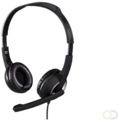 "Zwarte Hama Pc-headset ""Essential HS 300"""