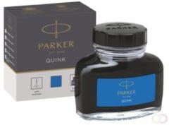Vulpeninkt Parker Quink uitwasbaar 57ml koningsblauw