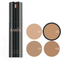 BABOR Make-up Teint Deluxe Foundation Nr. 02 Natural 30 ml