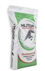 Mijten voeders Mijten Quattro 20kg - sobere paardenmuesli / tegen hoefbevangenheid