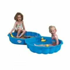 Paradiso Home Entertainment Zandbak Zand en Water Schelp - Blauw