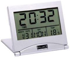 Combimex Balance Reiswekker Kwarts Lcd Zilver