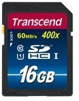 Transcend Information Transcend Premium - Flash-Speicherkarte - 16 GB TS16GSDU1