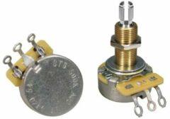 CTS USA CTS500-A54 500K logaritmische potmeter (long shaft)