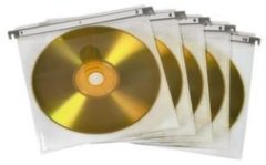 Hama CD/DVD Double Protective Sleeves 00051176