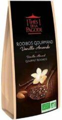 Rooibos Thee Vanille en amandel - Losse Thee - Thés de la Pagode (100 gram)