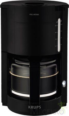 Afbeelding van Zwarte Krups MEDION Koffiezetapparaat voor snelfiltermaling MD 15486