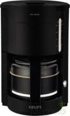 Zwarte Krups MEDION Koffiezetapparaat voor snelfiltermaling MD 15486