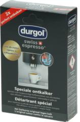 Durgol Espresso 2x125ml Entkalker für Kaffeemaschine 7610243002025