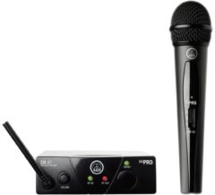 AKG WMS40Mini Vocal Set ISM3 Draadloze microfoonset Zendmethode: Radiografisch