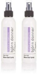 Björn Donner Signature Styling-Spray New York Blow Out, Duo