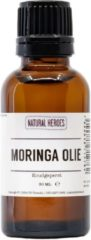 Natural Heroes Moringa Olie (Koudgeperst) 30 ml