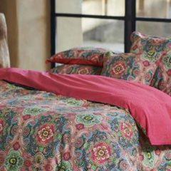 Roze Pip Studio dekbedovertrek Moon Delight pink - 2-persoons (200x200/220 cm incl. 2 slopen)