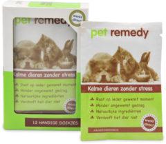 Pet Remedy Kalmerende Doekjes - Dieren Antistressmiddel - 12 stuks