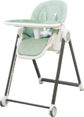 Groene Freeon Kinderstoel Sven DeLuxe - Eetstoel voor kinderen - Mint Green