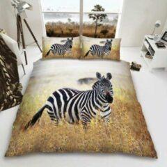 Gaveno Cavailia Zebra dekbedovertrek - lits jumeaux Zebra's dekbed