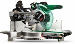 Hikoki C3610DRAW4Z Multivolt Accu Afkortzaag 255mm 36V zonder accu's en lader