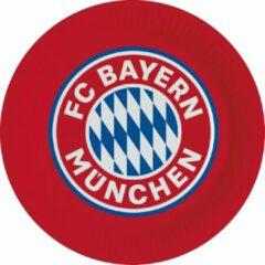 Amscan Feestborden Bayern München Jongens 23 Cm Karton Rood 8 Stuks