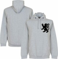 Grijze Retake Nederlands Elftal Hooded Sweater - XXL