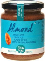 Terrasana amandelpasta zoutloos - 250 gram