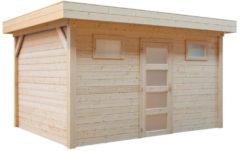Woodvision Topvision | Blokhut Parelhoen 400 x 300