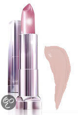 Creme witte Maybelline Color Sensational The Shine - 207 Beige Glace - Lippenstift