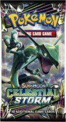 Pokémon Asmodee POK TCG Sun & Moon Celestial Storm BO - EN