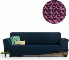 MeubelVisie Milos meubelhoezen - Hoes voor bank 290-310cm - Paars - Verkrijgbaar in verschillende kleuren!