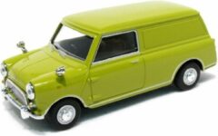 Mini Van Groengeel 1-43 Cararama