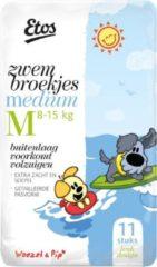 Etos Woezel & Pip Zwembroekjes - 66 stuks (6 x 11 stuks) - Medium Zwemluiers