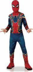 Spiderman™ Klassiek Iron Spider Infinity War™ kostuum voor jongens - Verkleedkleding