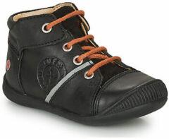 Zwarte Hoge Sneakers GBB OULOU
