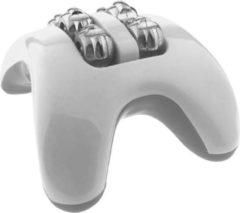 Witte Orange85 Voetmassage -roller - apparaat - Vibratie - 2 intensiteit standen