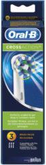 OralB Oral B Aufsteckbürsten Power Cross Action Eb 50 3 Stück Zahnbürste 4210201105060 für Zahnbürste 4210201105060