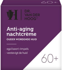 Dr Van der Hoog Dr Vd Hoog Anti Aging Nachtcreme 60+ (50ml)