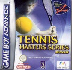 Microids Tennis Master Series 2003