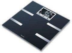 Zwarte Beurer BF720 - Personenweegschaal lichaamsanalyse - Bluetooth